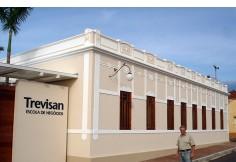 Foto Centro Trevisan Escola de Negócios Sede Ribeirão Bonito Ribeirão Bonito