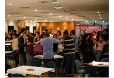 Salão de Convenções da Unidade Victorio Lanza.