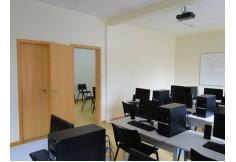Foto sala de aula