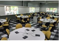 Sala de Aprendizado ativo